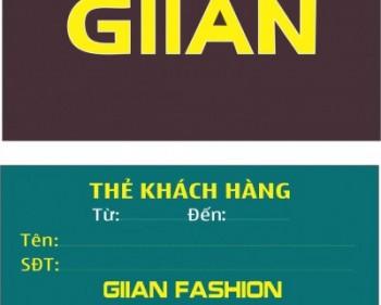 Dịch vụ thiết kế và in card visit giá rẻ tại Hà Nội